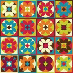 Adesivo Azulejo Hidráulico - 124635634 - Lançamento