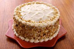 Carrot Cake (gluten-free)