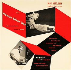 Horace Silver, Blue Note 5034