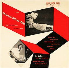 Horace Silver, Blue Note 5034