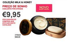 Coleção Milk & Honey Gold Festive Orchid Collection