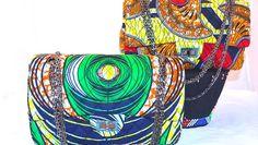 Ankara Coco Chanel Tribute Bag