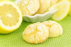 Lemon cool whip cookies Oh - these look super easy to make!