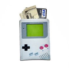 Gameboy Debit, Credit, Gift Card Sleeve