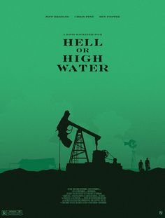 Hell or High Water directed by David MacKenzie (2016)