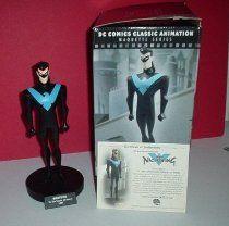 Batman Animated Series: Nightwing Statue (own)
