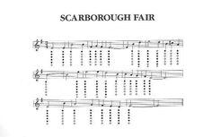 Scarborough Fair | C.S. MacCath