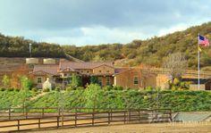 Lovely LaCresta Mediterranean estate home.  #lacrestahomesforsale #lacrestamurrieta #lacrestahorseproperty