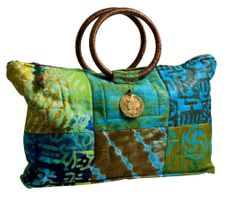 Cloth Purses and Bags | Ghanaian Batik Handbag, Home Decor, Accessories - Submit an Entry ...