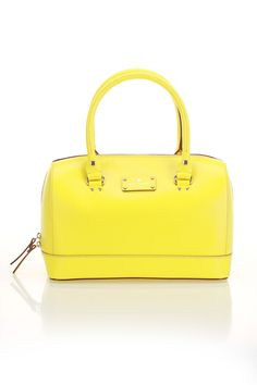 948c44ffd6e2 Kate Spade Wellesley Rachel Bag In Sunshine - Beyond the Rack  299.99 Kate  Spade Wellesley