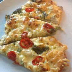 Pizzadeig Pasta, Quiche, Food And Drink, Snacks, Breakfast, Morning Coffee, Appetizers, Quiches, Treats