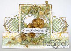 Heartfelt Creations | Golden Poppies Inspire