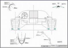Lidgard Yacht Design, 40 ft catamaran multihull study plan