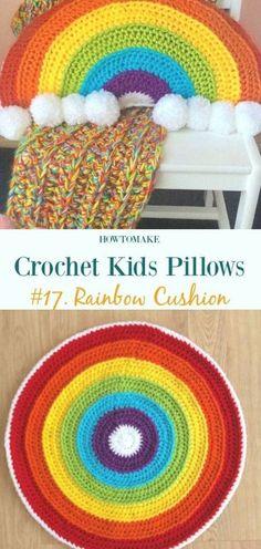 Crochet Gifts, Crochet Yarn, Learn Crochet, Crochet Blankets, Crochet Granny, Irish Crochet, Free Crochet, Crochet Pillow Patterns Free, Free Pattern
