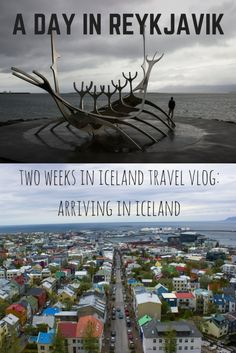 A Day in Reykjavik - Two Weeks in Iceland Travel Vlog