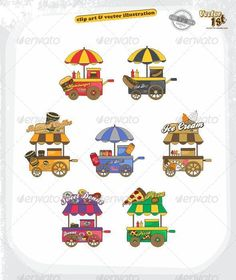 VECTOR DOWNLOAD (.ai, .psd) :: http://realistic-graphics.ovh/pinterest-itmid-1005438565i.html ... Food Vendors Collection ... booth, burger, coffee, donut, drinks, fastfood, food, hot dog, ice cream, mobile, pizza, sale, shop, vendor, wheel ... Vectors Graphics Design Illustration Isolated Vector Templates Textures Stock Business Realistic eCommerce Wordpress Infographics Element Print Webdesign ... DOWNLOAD :: http://realistic-graphics.ovh/pinterest-itmid-1005438565i.html
