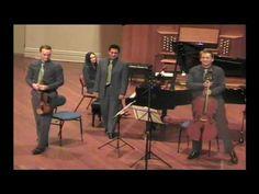 Benaud Trio perform Bridge Over Troubled Water by Simon and Garfunkel
