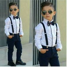 Little Boy Fashion Boys Dress Outfits, Outfits Niños, Little Boy Outfits, Toddler Outfits, Baby Boy Outfits, Boys Dress Clothes, Boy Clothing, Clothing Stores, Little Boys Suits