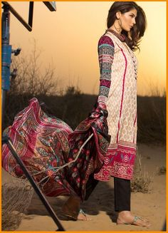 Sana Safinaz Summer Lawn Collection 2016 With Price