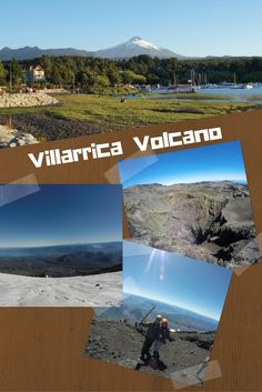 The hike up to the open top Villarrica Volcano in Pucon is adventurous enough but the way back down is what makes it a must do if you're in Chile. See why