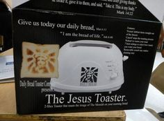 Some Jesus toast. My life group decided we NEED to have this.