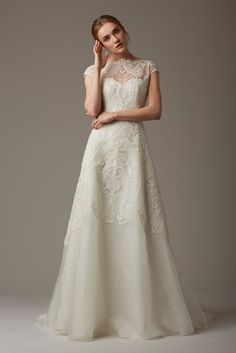 """Lela Rose Fall 2016 Bridal Collection 