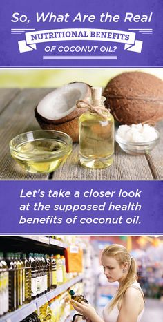 We hear a lot about the benefits of coconut oil, but what is the real deal with this new superfood? Can it help you lose weight or is it just another fat?