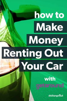 If renters are only paying an average of $8 per hour, is Getaround profitable as a side hustle? It's possible to make a profit but first, there are a few steps you need to take before you can make money with Getaround. |Make Money| Easy Money| Saving Money| Make Money Ideas| Rent Out Your Car| Make Money Fast, Ways To Save Money, Make Money From Home, Money Tips, Managing Your Money, Make Money Blogging, Make Money Online, Money Saving Challenge, Saving Money
