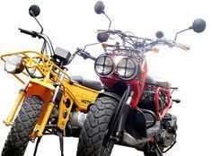 Honda Motra & Honda Zoomer
