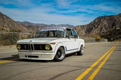 BMW 2002 Turbo z roku 1974 #BMWstories