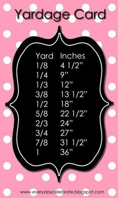 Everyday Celebrations: Sewing Tips: Yardage Card; - Everyday Celebrations: Sewing Tips: Yardage Card; Sewing Hacks, Sewing Tutorials, Sewing Patterns, Sewing Tips, Sewing Ideas, Fabric Crafts, Sewing Crafts, Sewing Projects, Diy Crafts