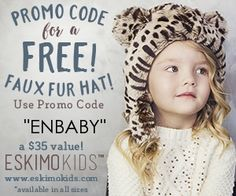 FREE Kids Faur Fur Hat | FreeCoupons.com
