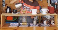 Richtig guter Kaffee braucht Zeit! Mit dem Gießverfahren gelingt dir ein Kaffeegenuss wie kein anderer!