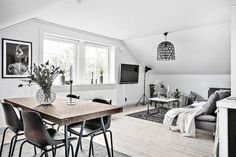 Attic apartment  Follow Gravity Home: Blog - Instagram -...