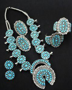 Kingman Turquoise, Turquoise Stone, Turquoise Necklace