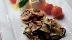 kesäkurpitsa Antipasto, Mozzarella, Eggplant, Tapas, Zucchini, Vegetables, Recipes, Food, Vegetable Recipes