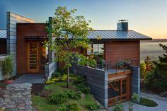 Cliffside House on San Juan Island Washington State