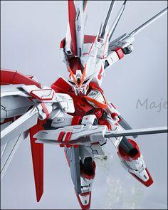 [Gundam] Gundam Freedom Honoo! 炎!(Built by Majeky80)