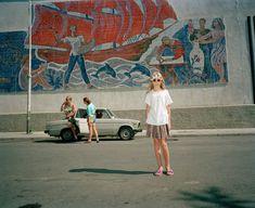 Martin Parr Crimea. Yalta. 1995.