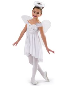 A Wish Come True - - Night Before Christmas Christmas Dance Costumes, Dance Costumes Kids, Nutcracker Costumes, Dance Costumes Lyrical, Holiday Costumes, Dress Up Costumes, Angel Costumes, Halloween Costumes, Inspire Dance