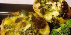 Quiche sa brokulama i gljivama