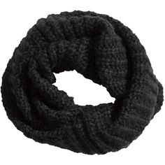 H&M Tube scarf ($9.00) ❤ liked on Polyvore featuring accessories, scarves, black, round scarf, loop scarf, tube scarf, infinity scarf and h&m scarves