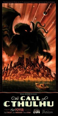 http://en.wikipedia.org/wiki/The_Call_of_Cthulhu_(film)