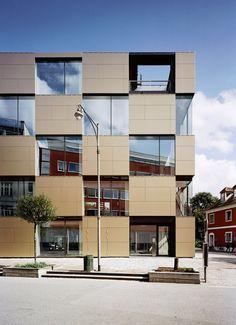 NIK Office Building, Graz, 2010 - Atelier Thomas Pucher