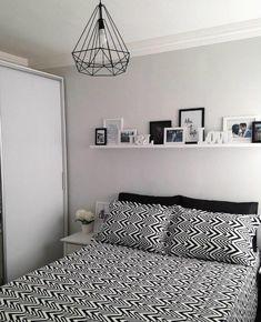 São 100 opções de quartos pequenos nos mais variados estilos para você se inspirar e arrasar na decoração da sua nova casa!
