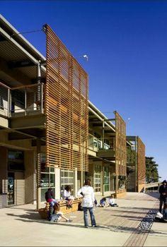 Nueva School / Leddy Maytum Stacy Architects