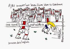 #ajacam  door Henk Veen #Ajax