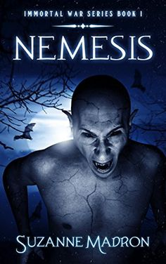 Nemesis: Immortal War Series:  Book 1 by Suzanne Madron https://www.amazon.com/dp/B01LW8VVG4/ref=cm_sw_r_pi_dp_x_giGFzb7WJSZ2E