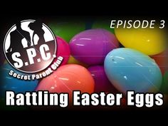 SPC Projects: Rattling Easter Eggs - YouTube
