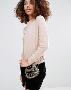 Buy Park Lane Black Enamel and Gold Studded Cross Body Bag at ASOS. With free delivery and return options (Ts&Cs apply), online shopping has never been so easy. Get the latest trends with ASOS now. Asos, Black Enamel, Gold Studs, Fashion Online, Sequin Skirt, Crossbody Bag, Window Shopping, Skirts, How To Wear